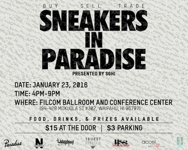 sneakers in paradise flyer v2